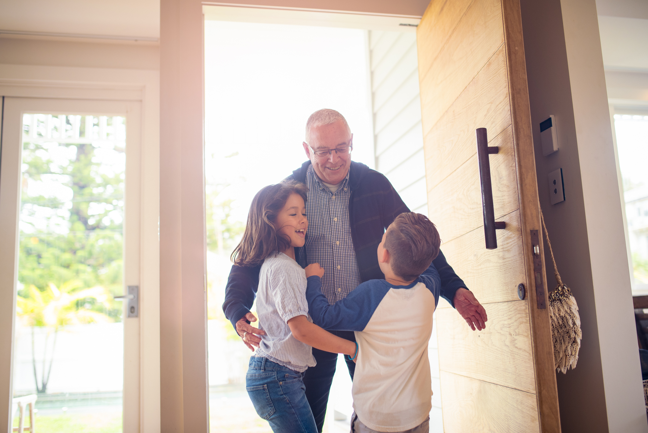 grandparent visitation Some states are very strict and only allow grandparents to petition the court   state law that allowed any interested third party to seek visitation rights was too  broad  in some cases, it may be best to wait until the parents have sorted out  their.